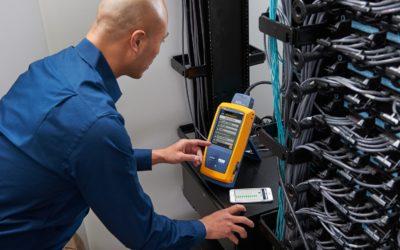 Kampanje DSX-5000 kabeltester