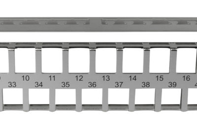 Telesafe Patchpanel 48 port
